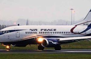 Evacuation of Nigerians: S'Africa denies Air Peace plane landing permit