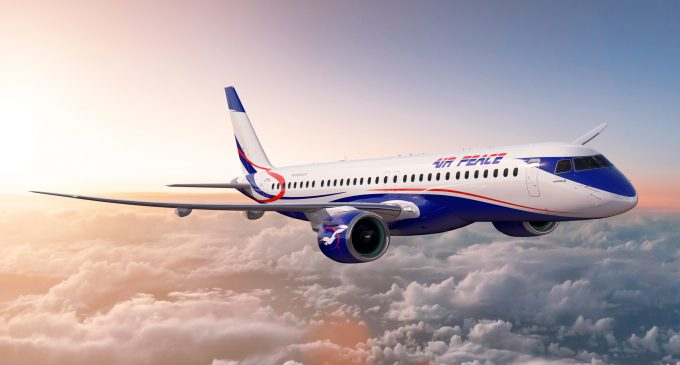 Evacuation of Nigerians: S'Africa finally issues Air Peace landing permit
