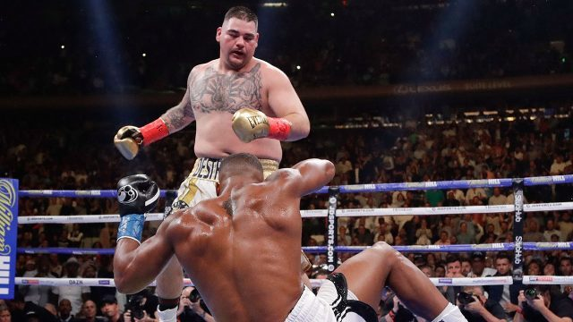 Boxing: Why Anthony Joshua is scared of Andy Ruiz