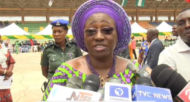 I was sexually harassed as a student, Ekiti First Lady, Bisi Fayemi, reveals
