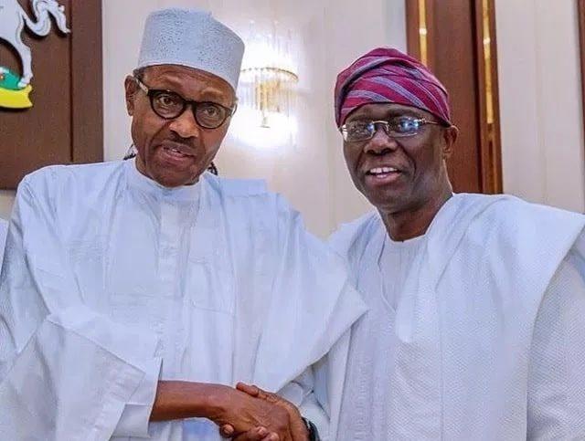 Sanwo-Olu congratulates Buhari on victory at election petition tribunal