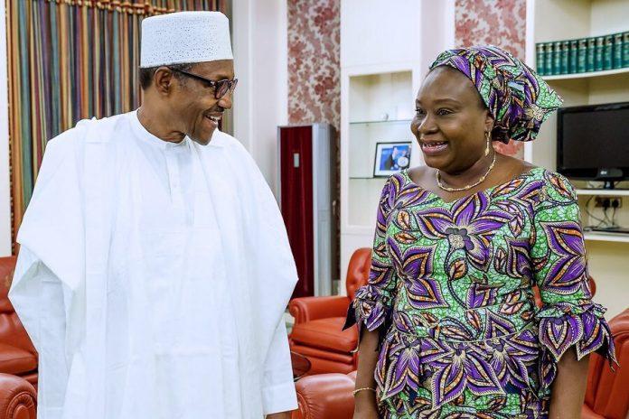 Buhari confirms Yemi-Esan as Head of Service, retires Oyo-Ita