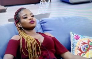 BBNaija: Fans react as Cindy is evicted