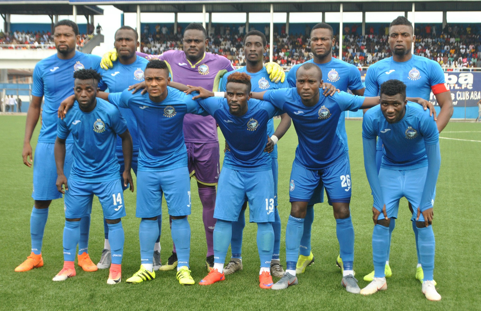 Enyimba crash out of CAF Champions League, lose to Al Hilal
