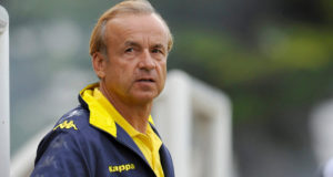 Gernot Rohr: Draw with Brazil is big booster for our AFCON race