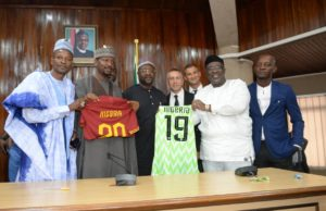 NFF, AS Roma agree on collaborative partnership
