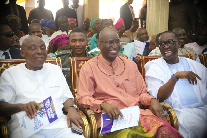 Serve the people, Okowa urges political office holders