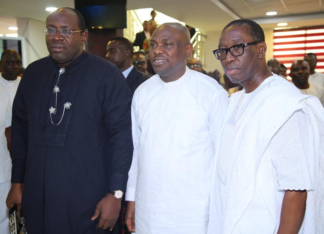 Adeboye, Okowa give recipe for making Nigeria better