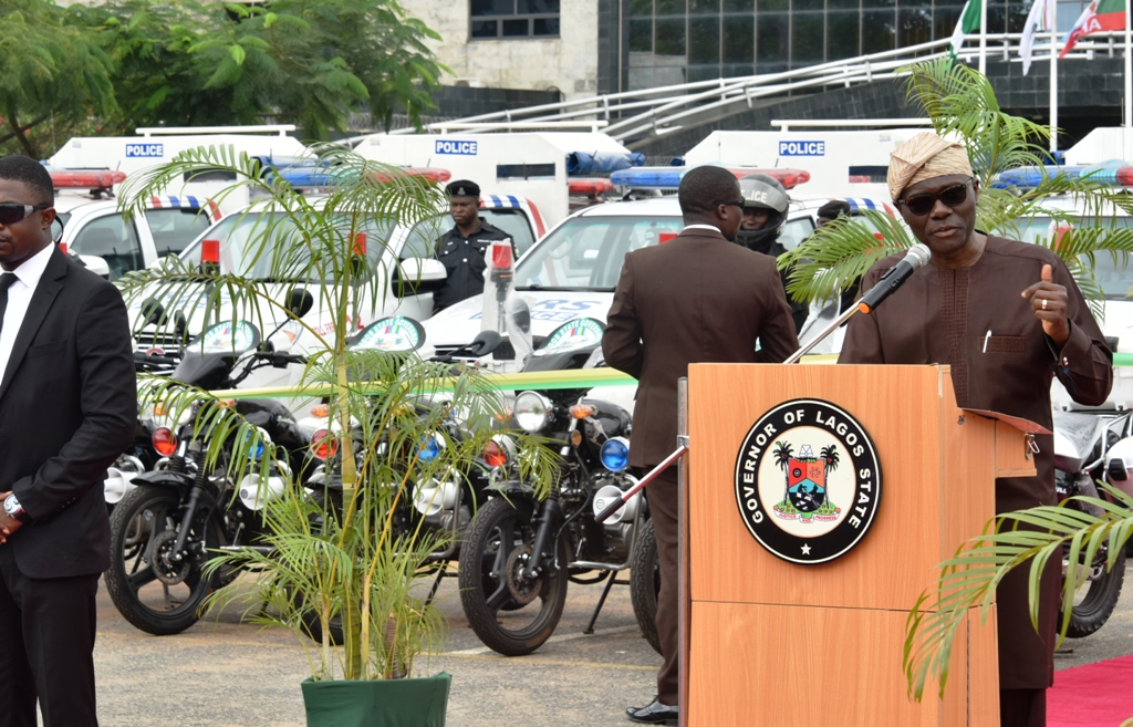 Sanwo-Olu restates commitment to crime-free Lagos
