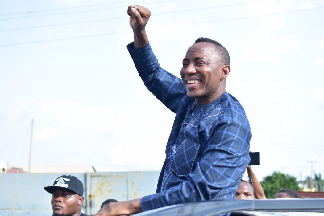 Revolution Now: Court orders Malami to pay Sowore N200,000