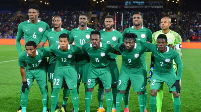 Eagles beat Togo 2-0, fail to qualify for Cameroon 2020