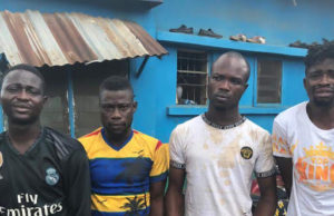 Robbery suspects wanted for killing policeman arrested