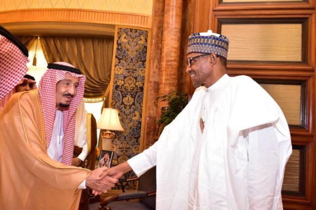 Buhari, Saudi Crown Prince agree to establish Nigeria-Saudi council
