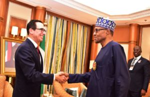 $60 billion fund: Nigeria, U.S. discuss infrastructure financing in Riyadh