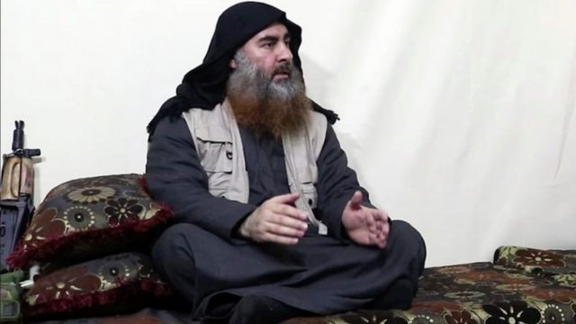 Islamic State group names its new leader as Abu Ibrahim al-Hashemi