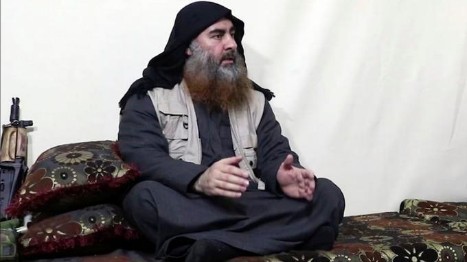 Islamic State group names its new leader as Abu Ibrahim al-Hashemi