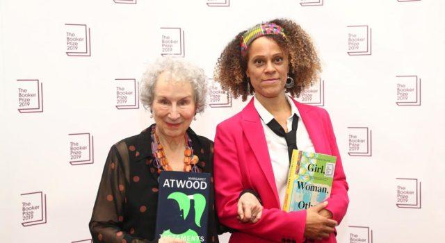 Booker Prize: Margaret Atwood and Bernardine Evaristo win Fiction