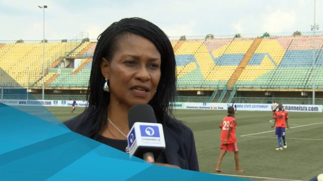 Sports minister names Mary Onyali Special Adviser