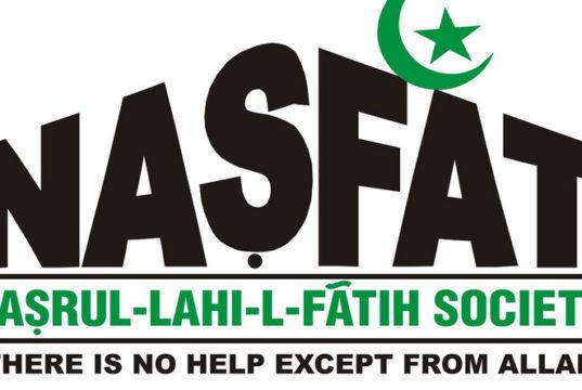 NASFAT inaugurates new executive Sunday