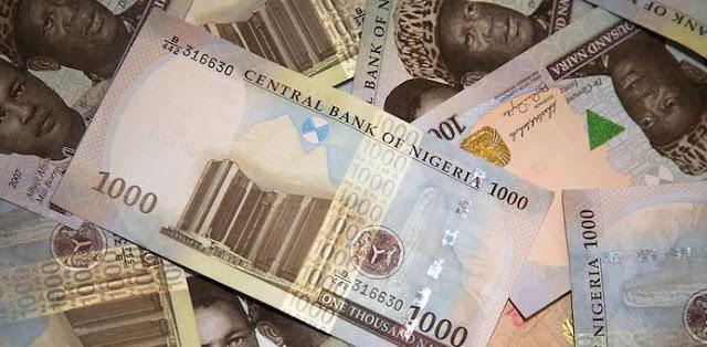 Naira depreciates marginally to dollar at parallel market
