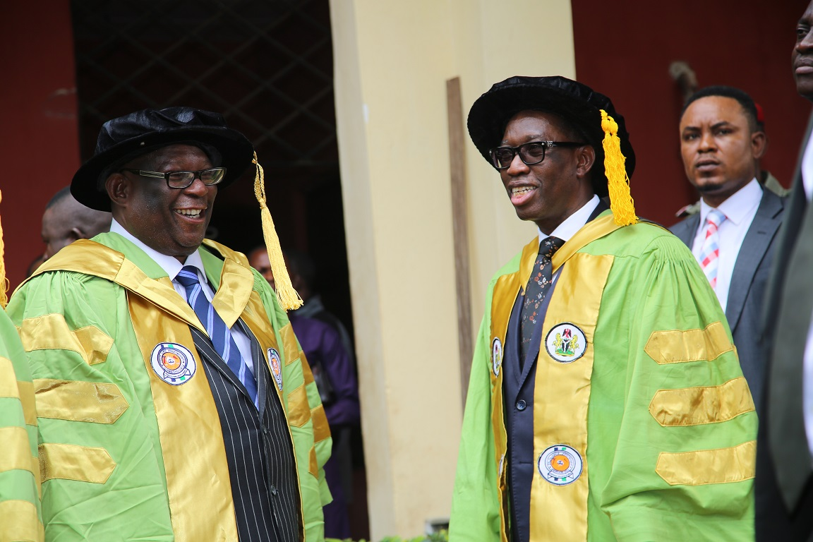 Go into entrepreneurship, Okowa urges graduates