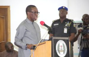 Okowa advises political office holders on service delivery