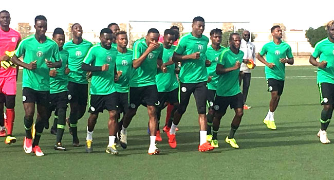 Olympic Eagles eliminated from U-23 AFCON