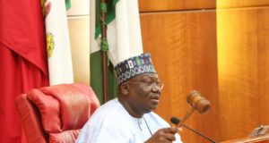 Everything happening in the power sector till date is fraud –Lawan