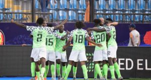Brazil hold Super Eagles 1-1 in friendly encounter