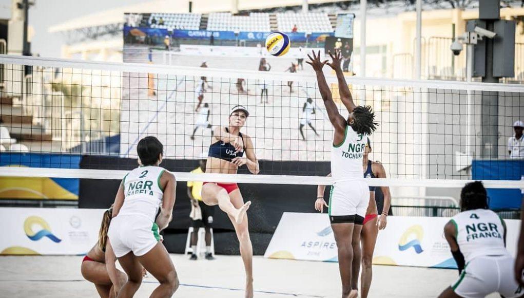 Beach Volleyball: Nigeria will qualify for Tokyo 2020 -Coach