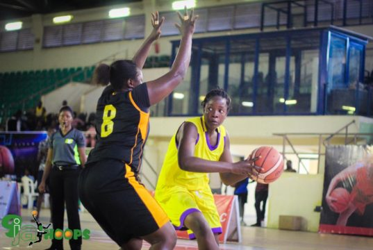 Zenith Bank Basketball National Women Final 8 begins
