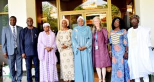 Aisha Buhari mobilizes to end Severe Acute Malnutrition in Nigeria