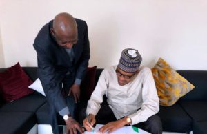 Buhari signs Offshore Act, says it will boost Nigeria's revenue