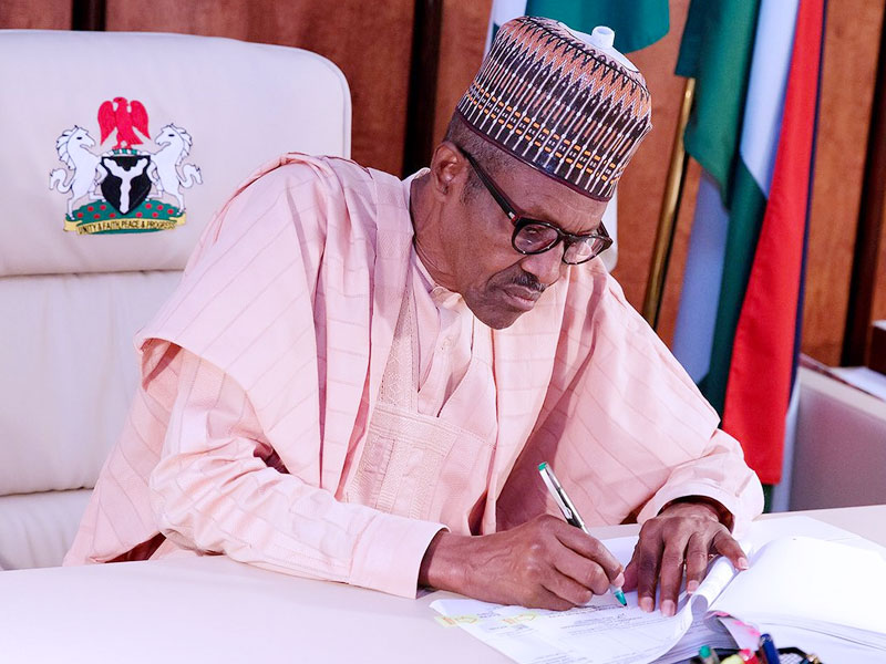 HYPADEC, Disabilities Comm: Buhari seeks confirmation of nominees