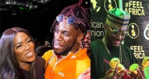 Tuface, Burna Boy, others win big at AFRIMA