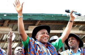 Bayelsa guber: APC candidate, David Lyon declared winner