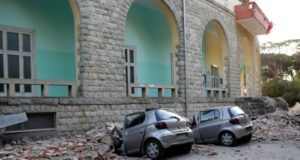 Most powerful earthquake in decades rocks Albania, buildings damaged