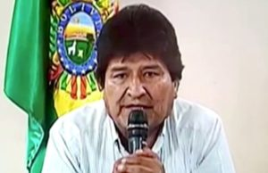 """Evo Morales has accepted an offer of political asylum in Mexico a day after resigning as president of Bolivia amid election fraud protests.In a tweet, he said it hurt to be leaving Bolivia but he would return with more """"strength and ener"""
