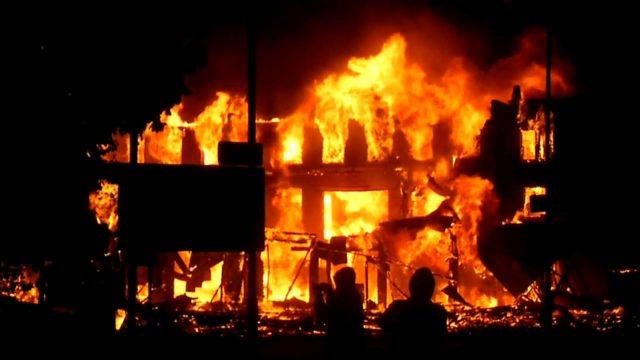 Hoodlums set SDP secretariat in Lokoja on fire, Reps member furious