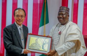 Senate seeks more parliamentary engagement between Nigeria, Japan
