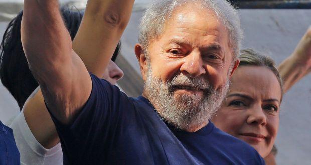 Lula, Brazil's jailed ex-president may be set free