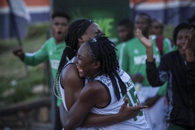 Nigeria win U-18 FIBA 3x3 Africa Cup of Nations bronze