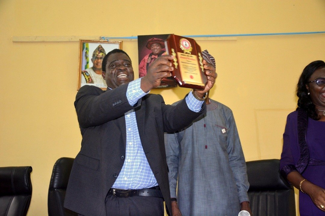 MAPOLY bags ITF best participating institution award in SIWES