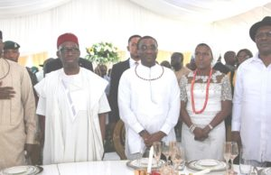 Do good to others, Okowa charges Nigerians