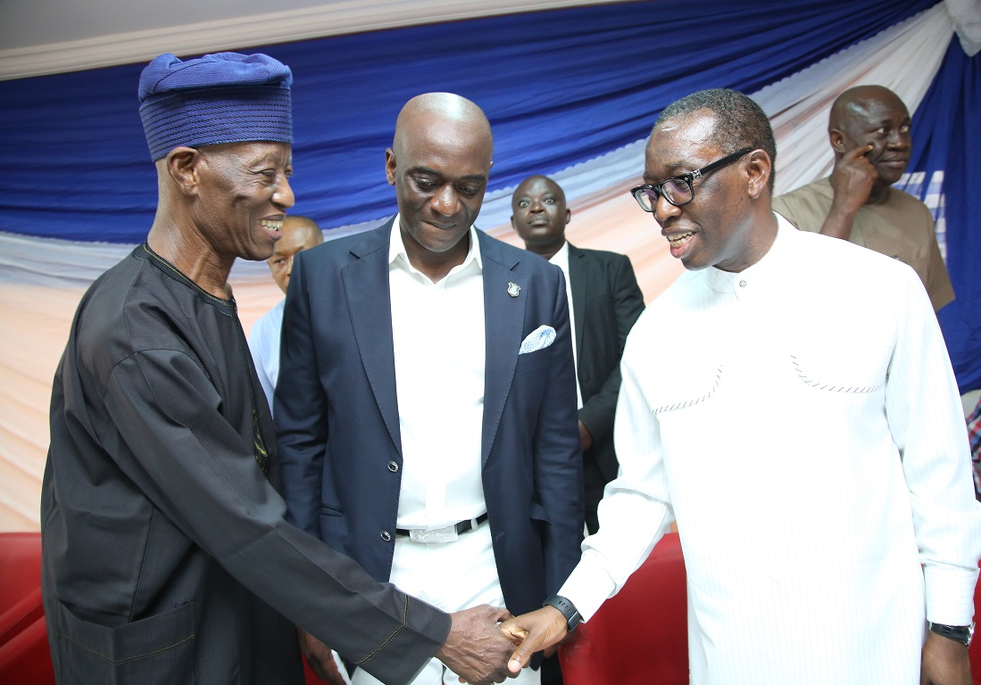 Work for a better country, Okowa urges political leaders