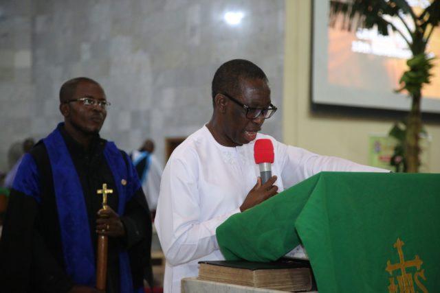 Don't despair, turn to God, Okowa urges Nigerians