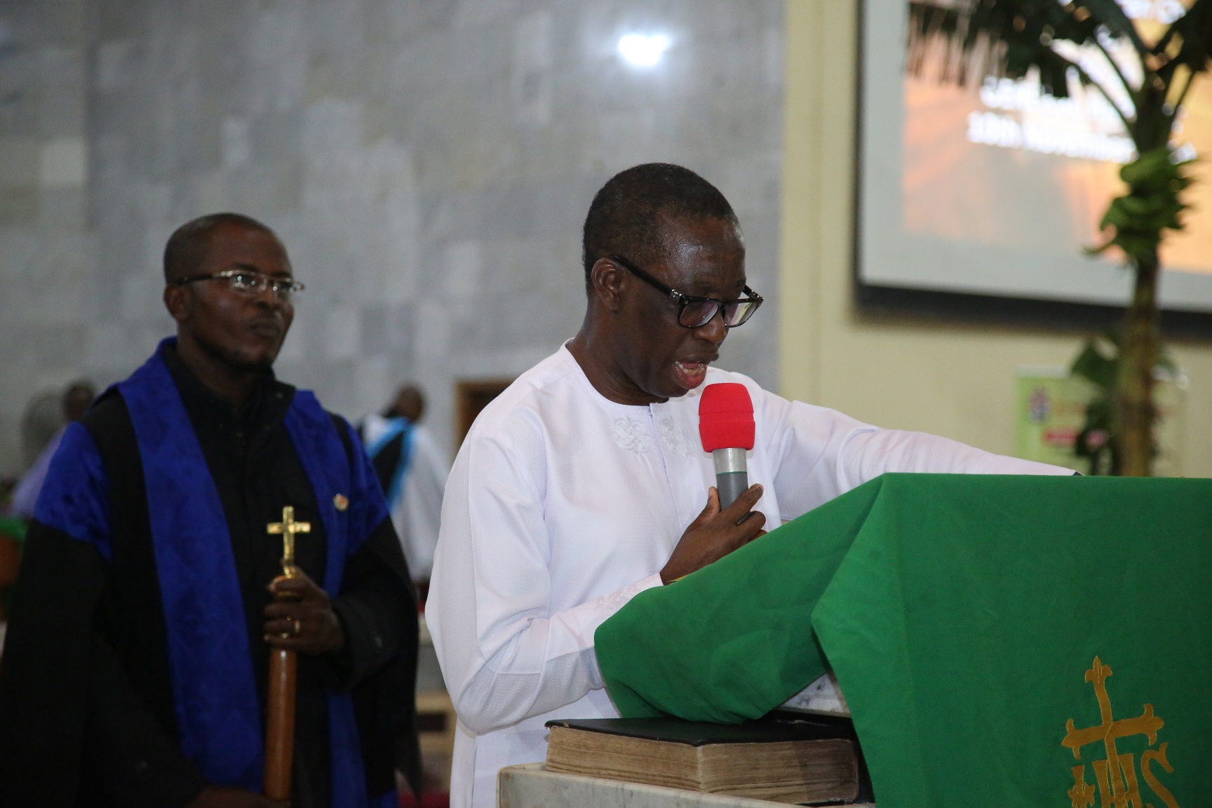 Don't despair, turn to God, Okowa urges Nigerians