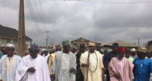 Eid-el-Maulud: Promote peace, love and harmony, Olota urges muslims