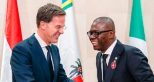Lagos will improve environment for business to thrive –Sanwo-Olu