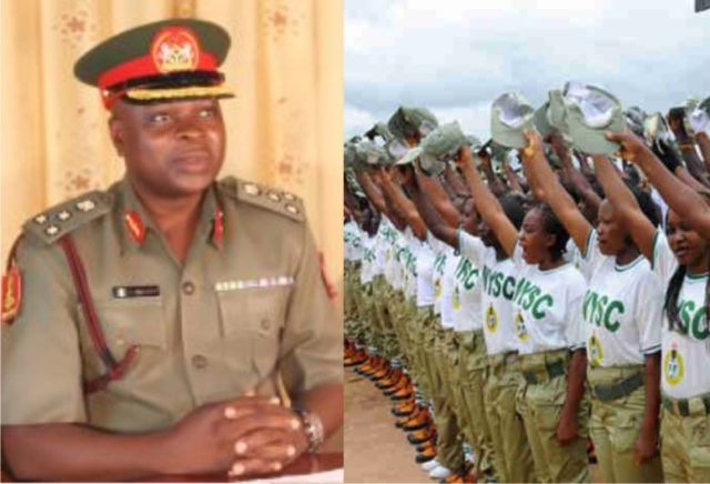 Obstacle crossing in skirt, gown'll leave nothing to imagination –NYSC DG